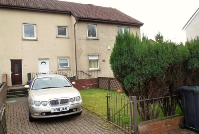 Thumbnail Flat to rent in Caldon Road, Irvine