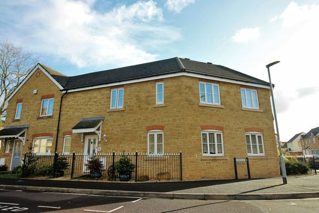 Thumbnail Terraced house for sale in Fairfield, Ilminster