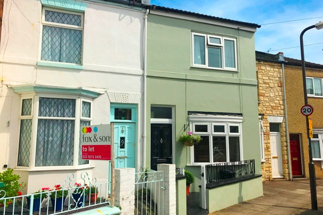 Thumbnail Property to rent in Ward Road, Southsea