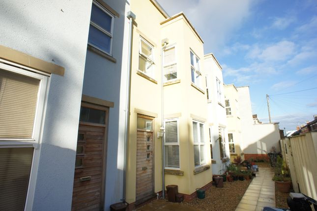 Thumbnail Town house to rent in Lower Cheltenham Place, Montpelier, Bristol