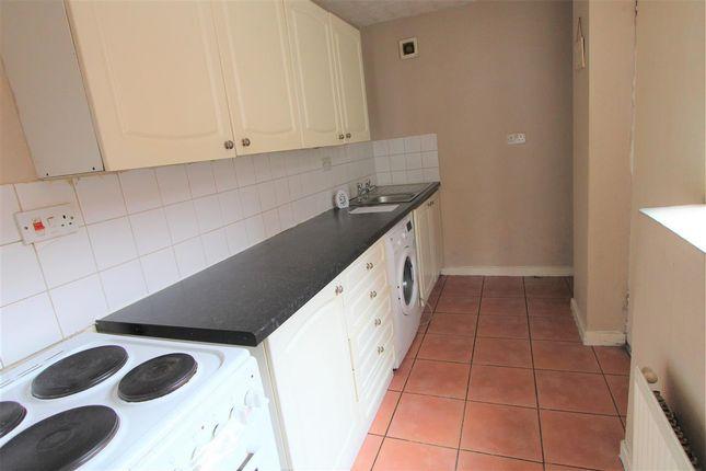 Kitchen of Herrick Street, Old Swan, Liverpool L13