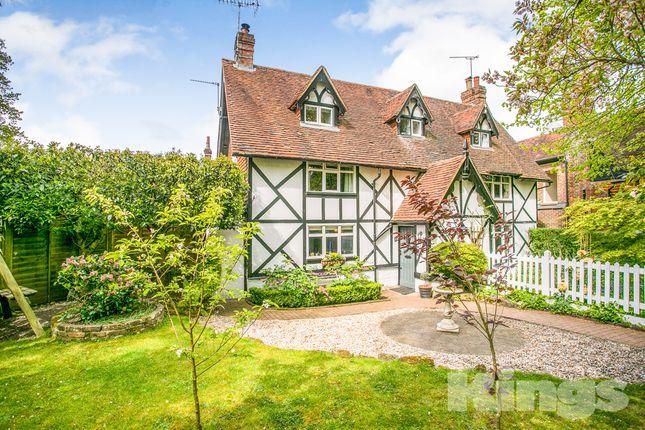 Thumbnail Semi-detached house for sale in Langton Road, Tunbridge Wells