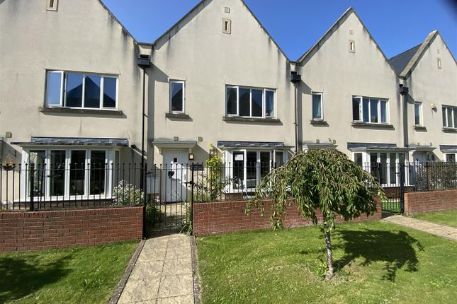 Thumbnail Terraced house for sale in Ricardo Drive, Cam, Dursley