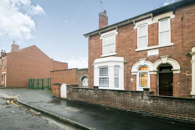 Thumbnail Semi-detached house for sale in Minerva Street, Bulwell, Nottingham