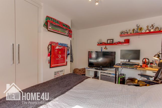 Bedroom Two: of Ffordd Boydell, Connah's Quay, Deeside CH5