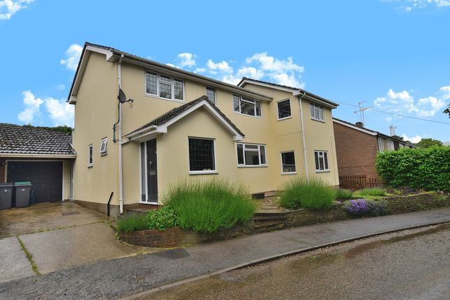 Thumbnail Detached house for sale in St. Johns Road, Stansted, Essex