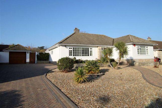 Thumbnail Detached bungalow for sale in Abingdon Drive, Highcliffe, Christchurch, Dorset