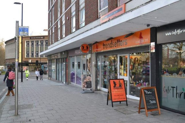 Thumbnail Retail premises to let in Unit 16, Hanover Buildings, Southampton