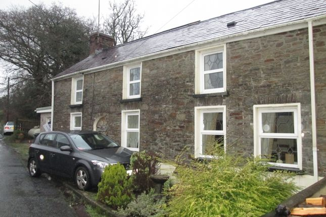 Thumbnail Cottage to rent in Jackdaw Cottage, Commercial Road, Rhydyfro, Swansea.