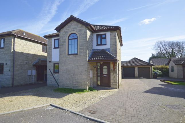 Thumbnail Link-detached house for sale in St. Marys Green, Timsbury, Bath
