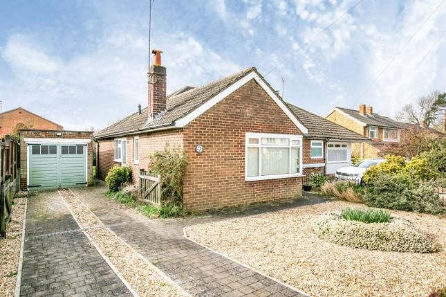 Thumbnail Bungalow for sale in Glebe Avenue, Flitwick, Bedford, Bedfordshire