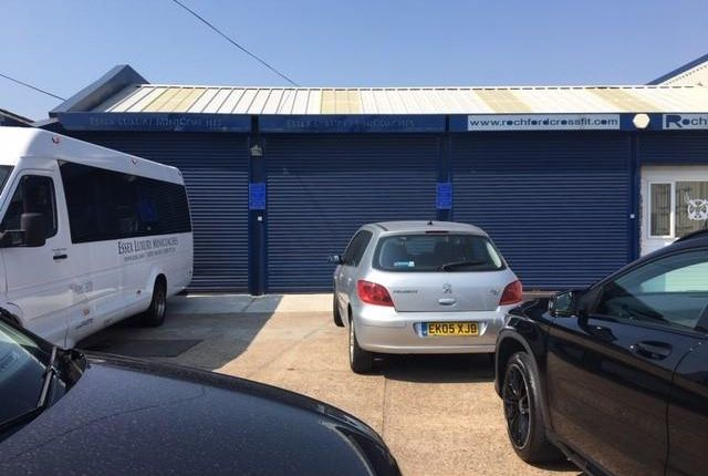 Thumbnail Industrial to let in Unit, 4A Swaines Industrial Estate, Ashingdon Road, Rochford