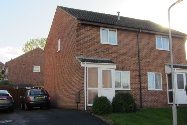 Thumbnail Semi-detached house to rent in Blagrove Close, Street
