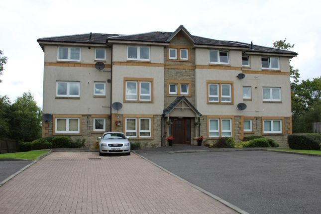 Thumbnail Flat to rent in Mccardle Way, Newmains, North Lanarkshire