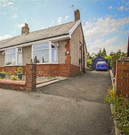 Thumbnail Semi-detached bungalow for sale in Waverley Road, Ramsgreave, Blackburn
