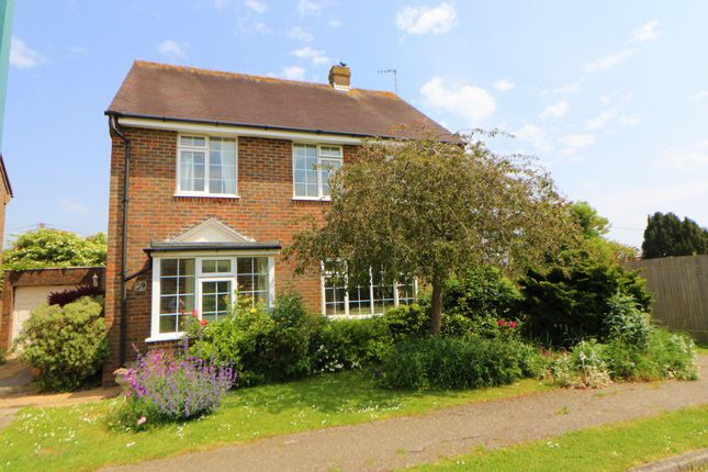 Thumbnail Detached house for sale in Wannock Gardens, Polegate, East Sussex