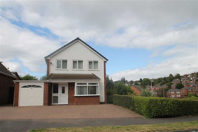 Thumbnail Detached house for sale in Sherbourne Road, Cradley Heath