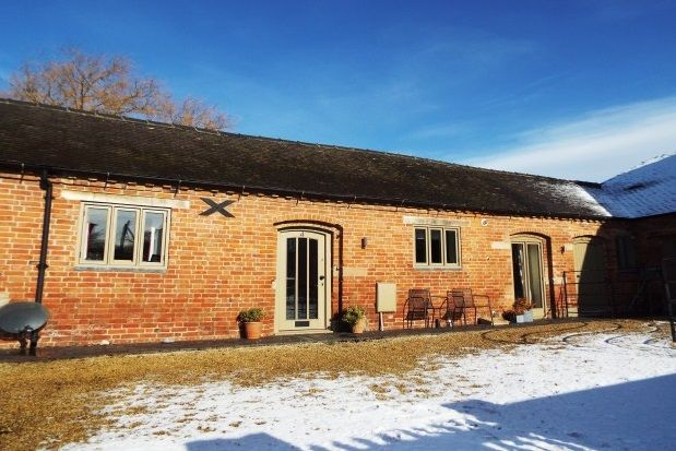 Thumbnail Barn conversion to rent in Old Hall Lane, Fradley