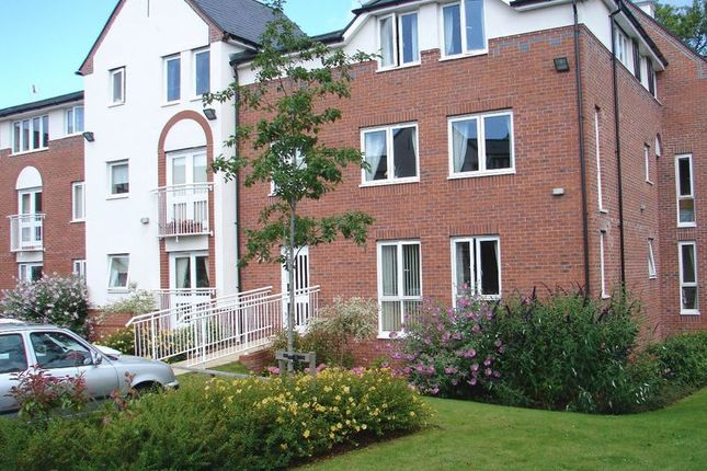 Thumbnail Flat for sale in Hazledine Court, Shrewsbury