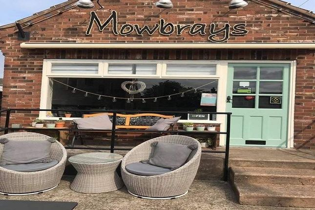 Thumbnail Restaurant/cafe for sale in High Street, Haxey, Doncaster