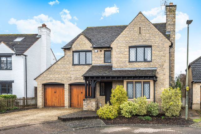 Thumbnail Detached house for sale in Stoke Park Court, Bishops Cleeve, Cheltenham
