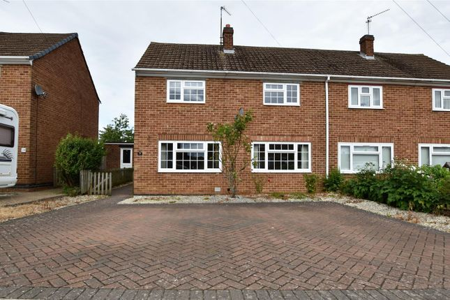 3 bed semi-detached house to rent in Abbots Way, Roade, Northampton NN7