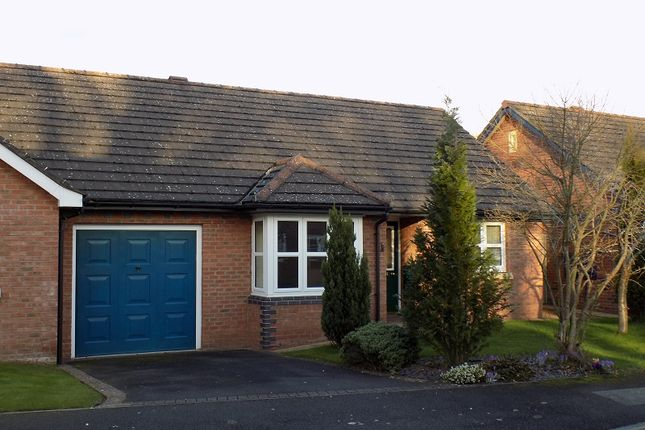 Thumbnail Semi-detached bungalow to rent in Pennine View, Carlisle