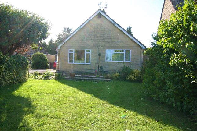 Thumbnail Bungalow for sale in Southrop, Lechlade, Gloucestershire