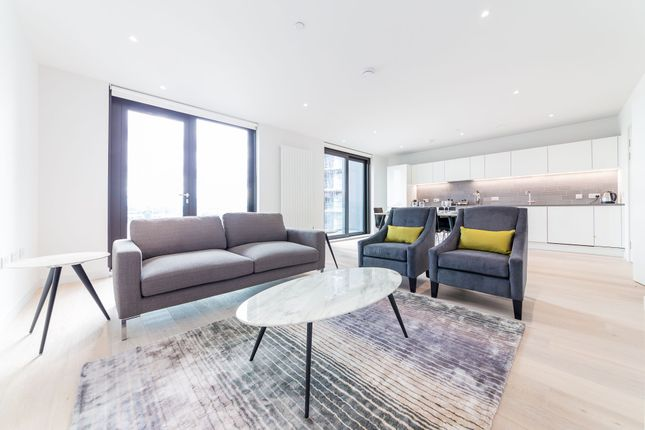 Thumbnail Flat to rent in Summerston House, 51 Starboard Way, Royal Wharf, Royal Wharf, London