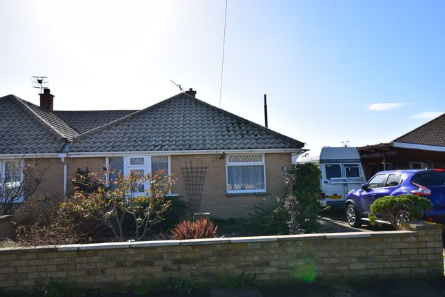 Front Elevation  of Innings Drive, Pevensey Bay BN24