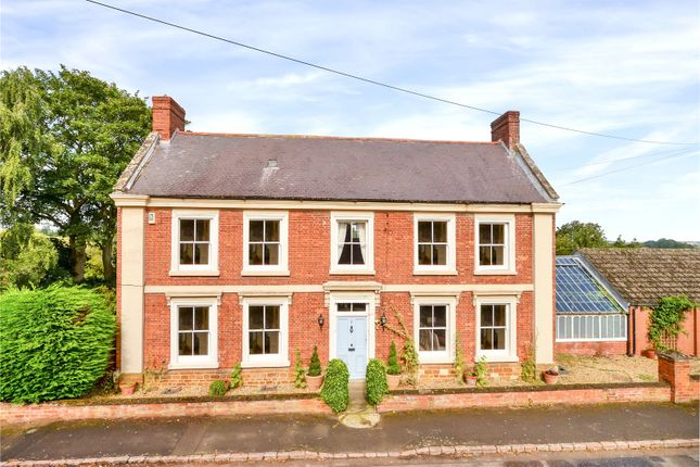 Thumbnail Detached house for sale in West End, Welford, Northampton