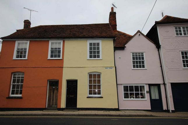Thumbnail Terraced house to rent in West Street, Coggeshall