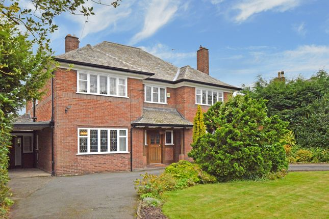 Thumbnail Detached house for sale in Whitchurch Road, Christleton, Chester