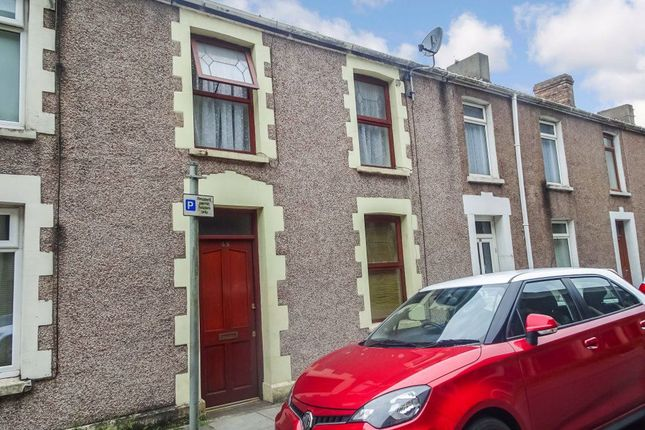 Thumbnail Property to rent in Llewellyn Street, Port Talbot