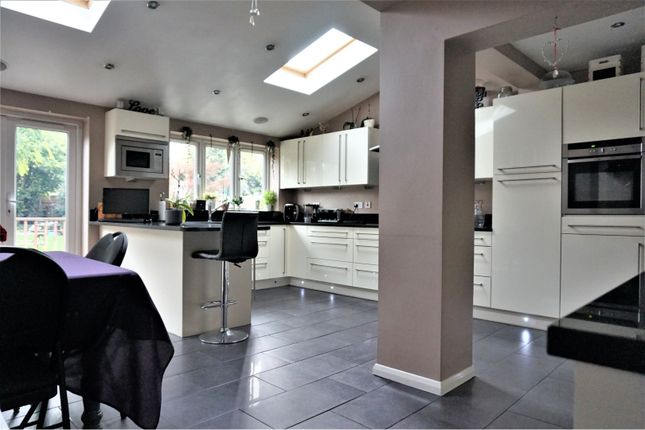 Thumbnail Semi-detached house for sale in Western Avenue, Romford