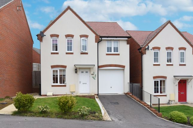 Thumbnail Detached house for sale in Crocker Way, Wincanton