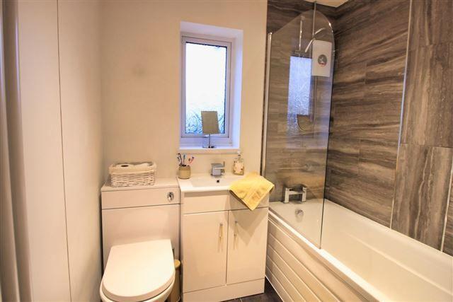 Bathroom of Holderness Drive, Aston, Sheffield S26
