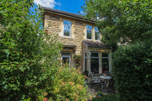 Thumbnail Semi-detached house for sale in Midford Road, Combe Down, Bath