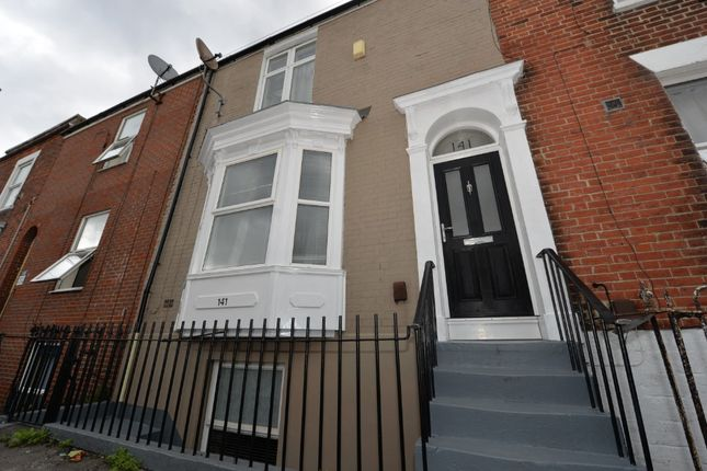 Terraced house for sale in St Mary's Road, Southampton