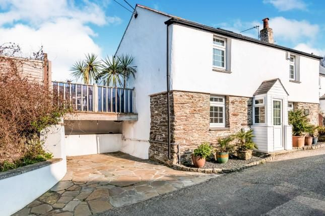 Thumbnail Detached house for sale in St Mawgan, Newquay, Cornwall