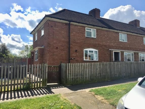 Thumbnail End terrace house for sale in Hinksley Road, Flitwick, Bedford, Bedfordshire