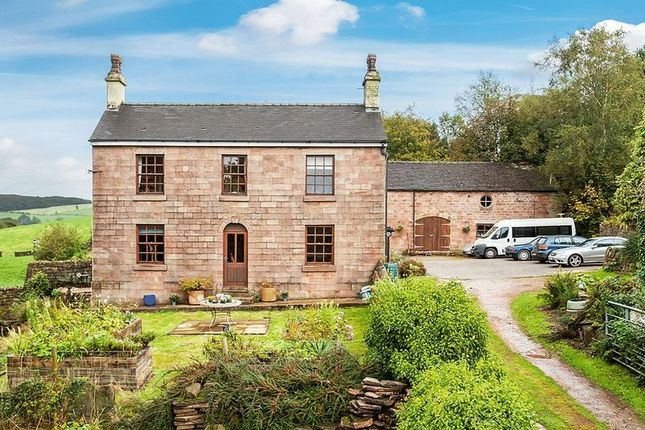 Thumbnail Detached house for sale in Overton Road, Timbersbrook, Congleton