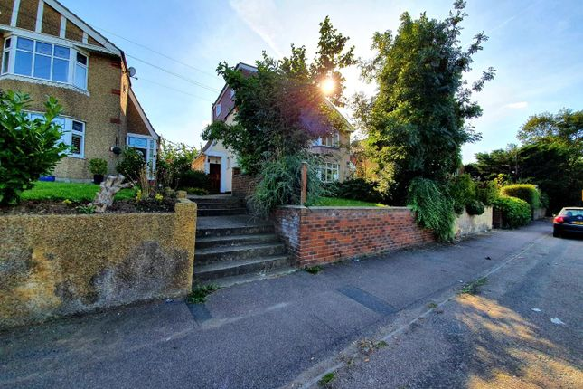 Thumbnail Semi-detached house to rent in Great Cambridge Road, Cheshunt, Waltham Cross