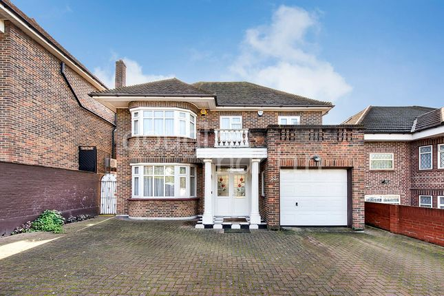 Thumbnail Detached house for sale in Crooked Usage, London