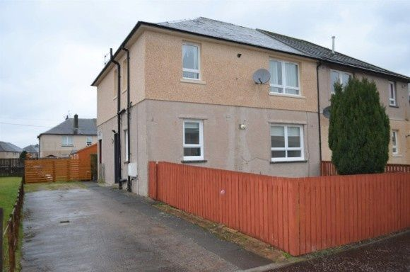 Thumbnail Flat to rent in Watling Drive, Camelon, Falkirk
