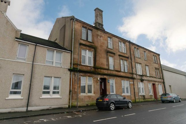 Thumbnail 1 bed flat for sale in Fyffe Place, Russell Street, Johnstone
