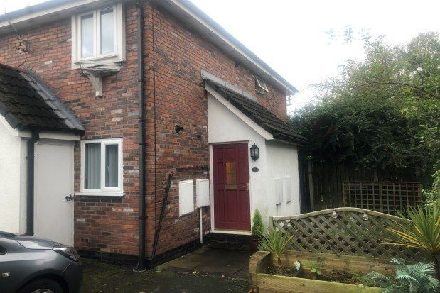 2 bed flat to rent in Abbey Close, Warrington WA3