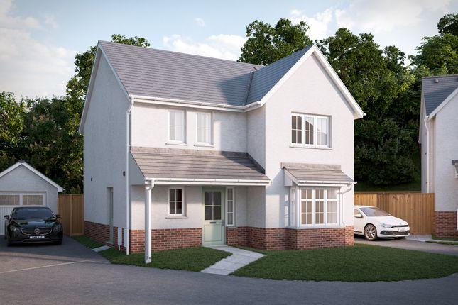 Thumbnail Detached house for sale in All Saints Way, Bridgend