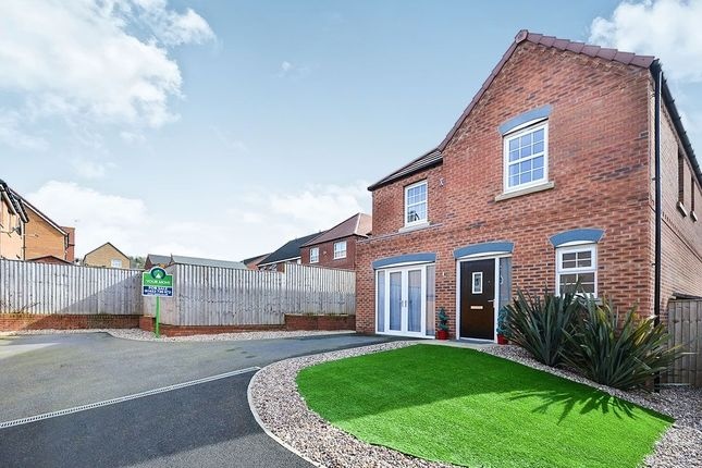 Thumbnail Detached house to rent in Parkland View, Huthwaite, Sutton-In-Ashfield