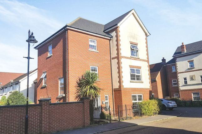 Thumbnail Detached house for sale in Shears Drive, Amesbury, Salisbury